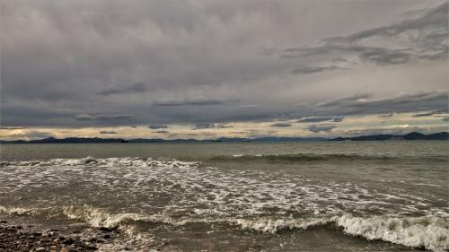 Χειμωνιάτικη Θάλασσα