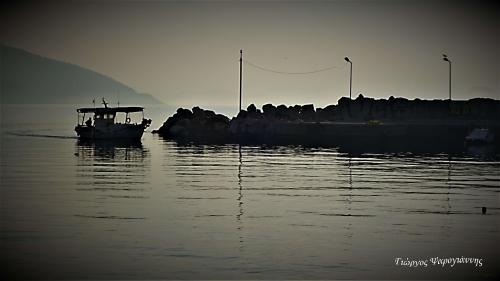Ψαροκάικο στην Βάρκιζα