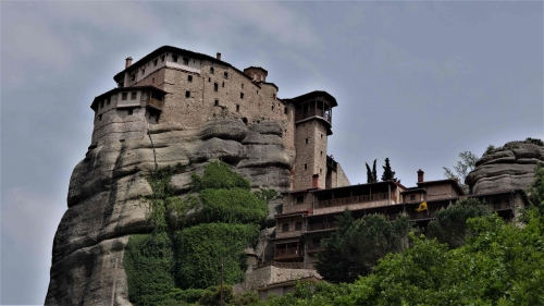Μοναστήρι στα Μετέωρα